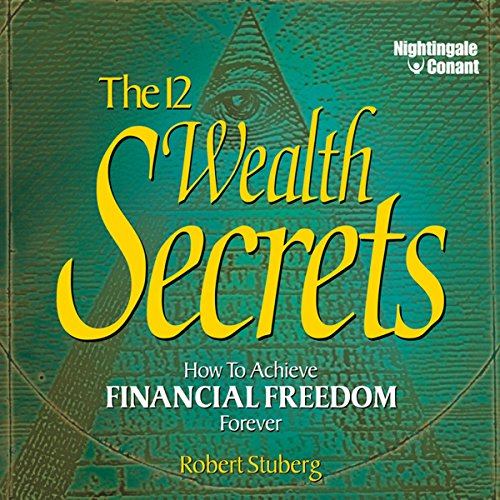 The 12 Wealth Secrets audiobook cover art