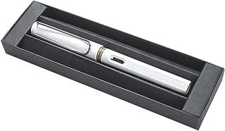 Lamy Safari Fountain Pen, White Medium Nib (L19WEM) (White Fountain Pen with Giftbox)