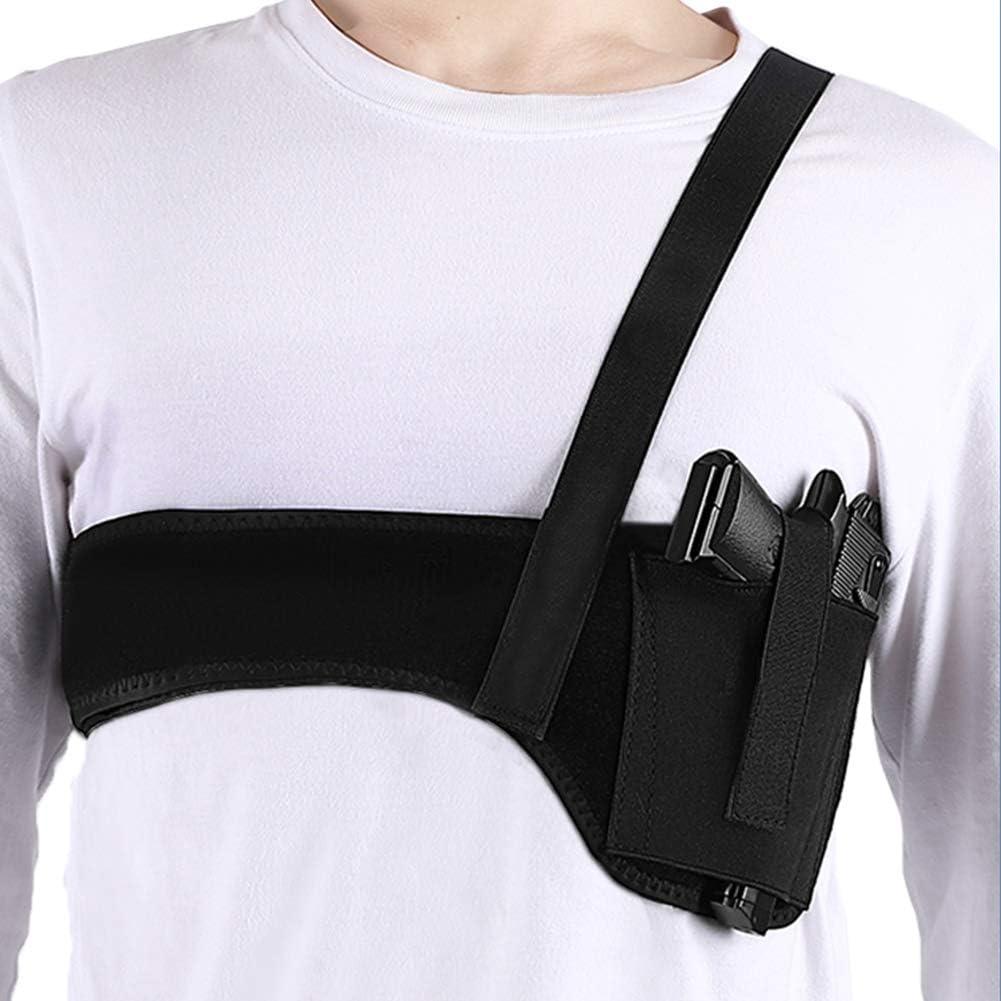 Ranking TOP1 Accmor Shoulder Gun Holster Vest Neoprene famous Chest Elastic