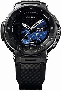 Casio Orologio Digitale Unisex Adulto con Cinturino in Resina WSD-F30-BKAAE