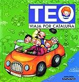 Teo viaja por Cataluña