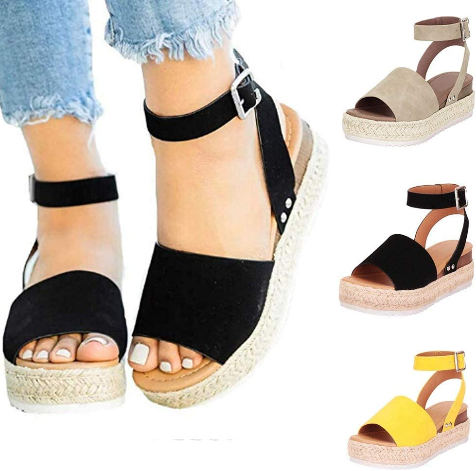 Baralonly Sandals Manufacturer OFFicial shop for Women Casual 2021 Rhi Women's Comfy A surprise price is realized Bling