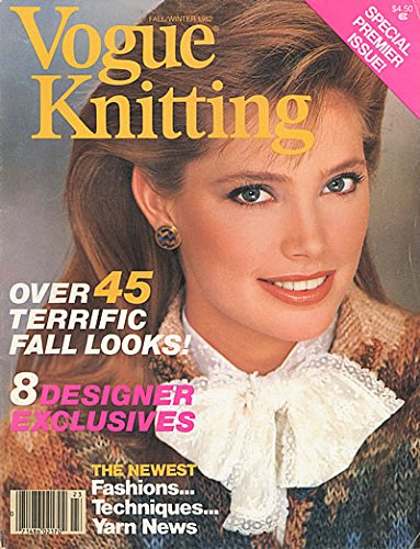 Vogue Knitting Fall/Winter 1982