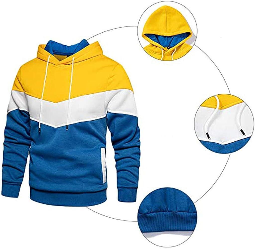 Hoodies for Men Men Casual Hoodies Solid Color Hoodies Sweatshirt Hoody Gym Thin Hooded Tops Men Pullover