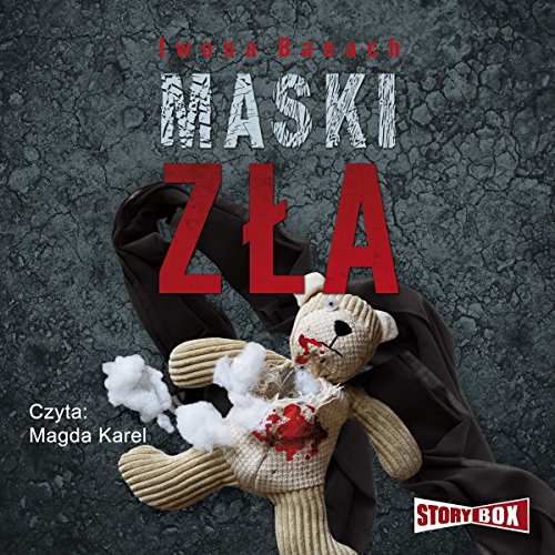 Maski zla audiobook cover art