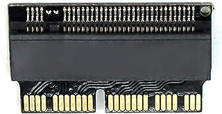 XT-XINTE ل NVMe PCIe M.2 بطاقة محول NGFF إلى SSD متوافقة مع Apple Laptop MacBook Air Pro 2013 2014 2015 A1465 A1466 A1502 ...