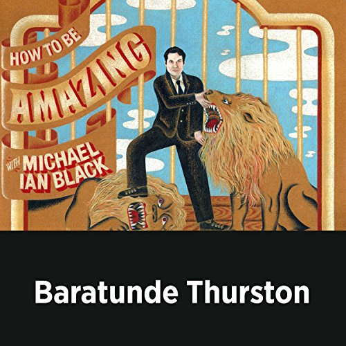 Baratunde Thurston audiobook cover art