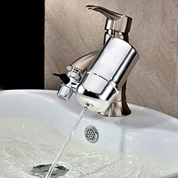 KleenWater Under Sink Filter System for Kitchen or Bathroom Ideal for Apartments and Rented Property Bottle Quality Drinking Water
