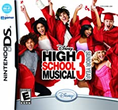 Disney High School Musical 3: Senior Year - Nintendo DS