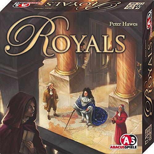ABACUSSPIELE 03141 - Royals, Brettspiel