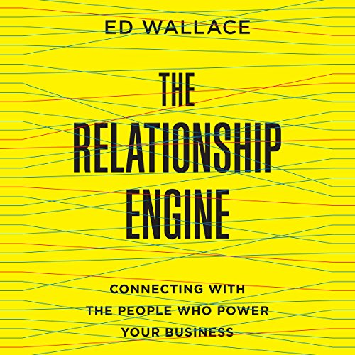 The Relationship Engine audiobook cover art
