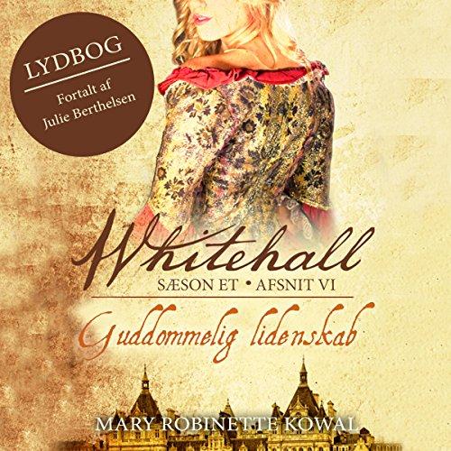 Guddommelig lidenskab audiobook cover art