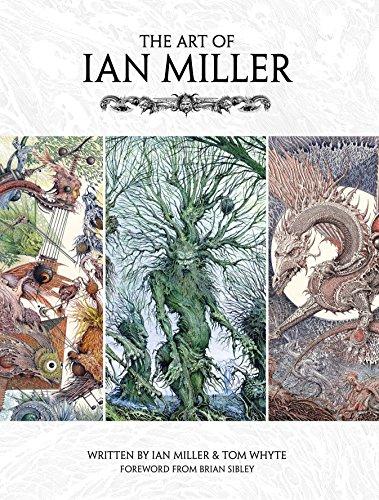The Art of Ian Miller