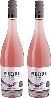 Pierre Chavin Zero Rose Non-Alcoholic Rose Wine 750ml (2 Bottles)