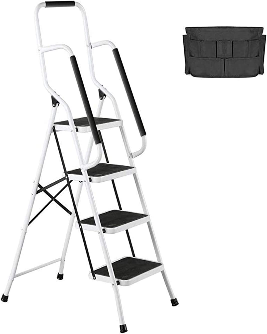 Top 8 Safety Step Ladders for Seniors [Expert's Choice - 2021] 5