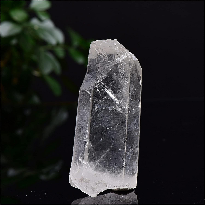 DMYONGLIAN Natural Stone 1PC Rough Max 50% OFF Whit Quartz Clear Raw favorite