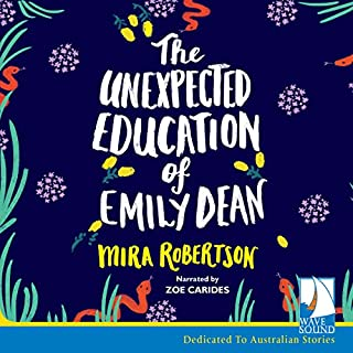 The Unexpected Education of Emily Dean cover art