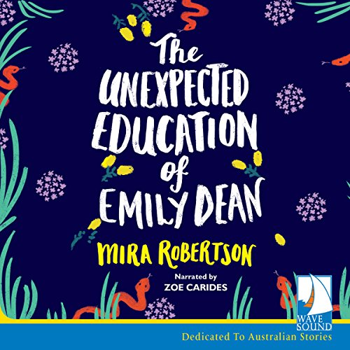 The Unexpected Education of Emily Dean                   By:                                                                                                                                 Mira Robertson                               Narrated by:                                                                                                                                 Zoe Carides                      Length: 7 hrs and 59 mins     1 rating     Overall 3.0