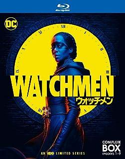 ウォッチメン 無修正版 ブルーレイ コンプリート・ボックス (1~9話・3枚組) [Blu-ray]