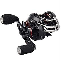 HAIYOUSHANGMAO Fishing Reel Carrete Derecho O Izquierdo 12BBs 7.0: 1 Carrete De Pesca De Carpa Freno Doble Magnético Y Centrífugo (Bearing Quantity : 12, Use Mode : Right Hand)