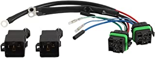 DB Electrical TRM9200 New Wiring Harness for Converts 3 Wire Tilt Trim Motor to 2 Wire 30 Amp Fuse 2 Relays 9807-100 47-35...