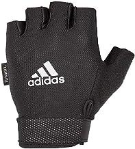 Essential Adjustable Gloves White L