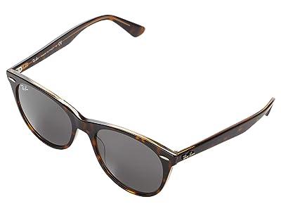 Ray-Ban 55 mm RB2185 Wayfarer II Wayfarer Sunglasses