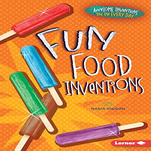 Fun Food Inventions copertina