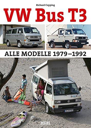 VW Bus T3: Alle Modelle 1979-1992