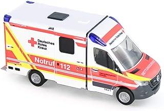 1//87 Rietze MB Sprinter Strobel RTW ´18 DRK Baby Notarzt Ulm 76216
