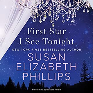 First Star I See Tonight audiobook cover art