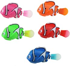 Tipmant Cute Baby & Toddler Bath Toy Electronic Fish Water Activated Swim in Fish Tank, Bathtub, Swimming Pool Kids Gift