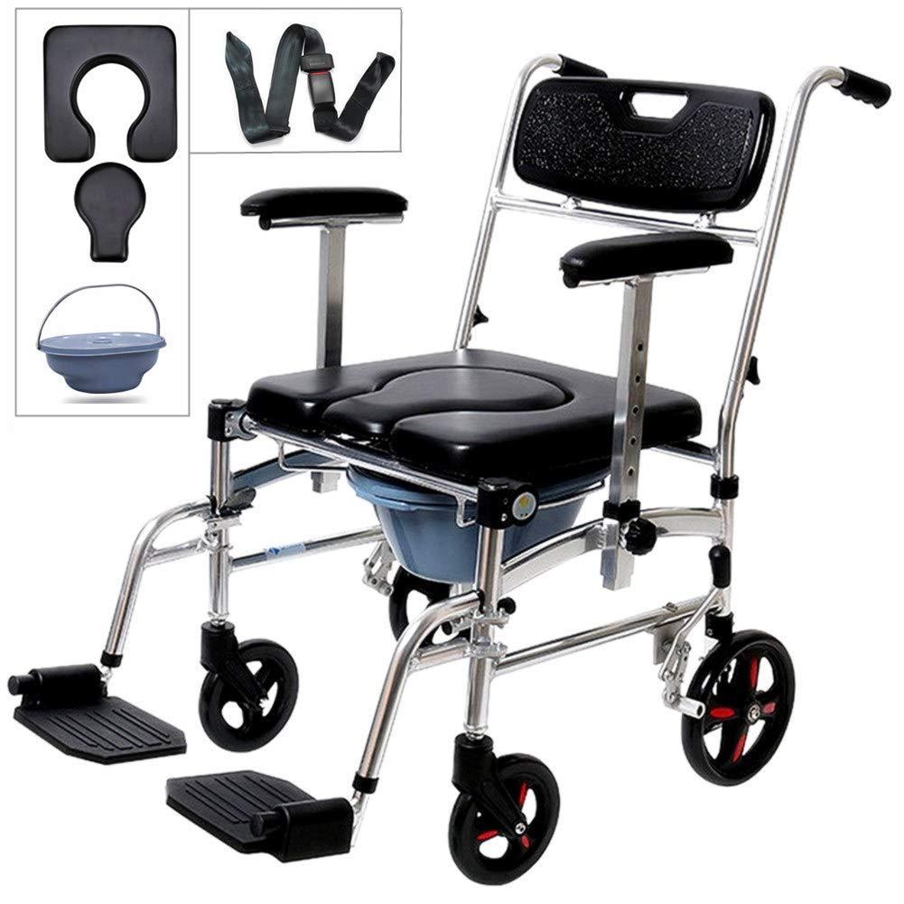 Nurth Wheelchair Transport Removable Adjustable