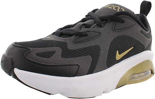 Nike Air Max 200 (PS), Chaussure de Course Garçon