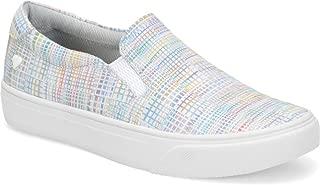 Nurse Mates Faxon Rainbow Sherbet Women's Slip on Shoes