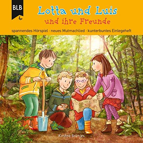 Lotta und Luis und ihre Freunde audiobook cover art
