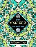 50+ Mandalas (Cahier Coloriage Adulte): Livre de coloriage pour adultes, anti-stress avec un beau mandala (100+ pages à colorier pour soulager le stress et se détendre).