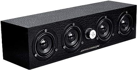 Computer Speakers Soundbar,Bassbox Wired Computer Sound Bar,USB Powered Mini Soundbar Speaker for PC Desktop Laptop Cellphone Tablets