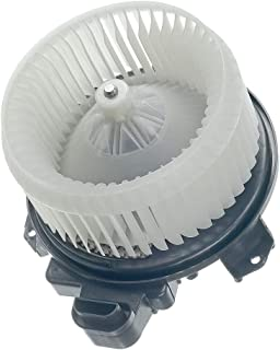 A-Premium Heater Blower Motor with Fan Cage for Toyota Corolla 2009-2017 Prius 2010-2016 Prius V 2012-2016