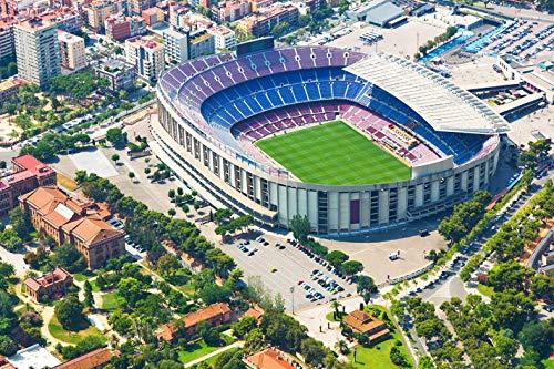 Jochen Schweizer Geschenkgutschein: FC Barcelona Fußball-Fantage mit Stadion-Besichtigung für 2 (2 Tage)