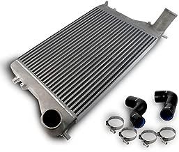 New For VW GTI GOLF V MK5 / 2.0T FSI TSI AUDI A3 Jetta FMIC Front Mount Turbo Intercooler Piping Kit (VERSION 2)