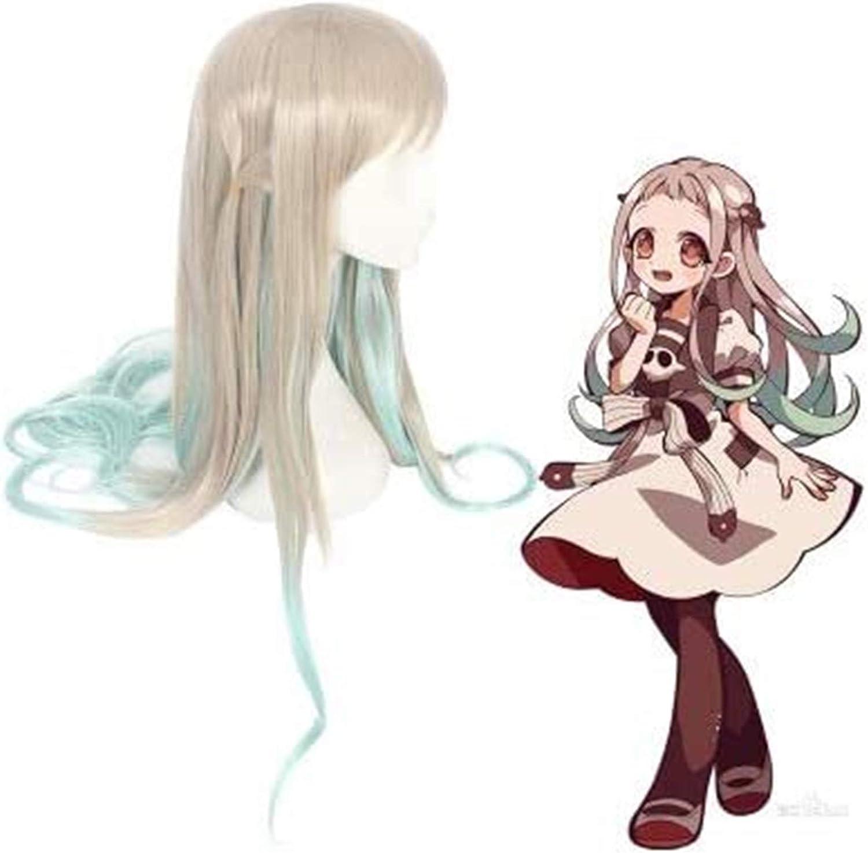 100% quality warranty! GIAOYAO Anime Cosplay Popularity Wig Toilet-Bound Hanako-kun Gr Nene Yahiro