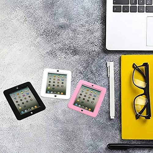 3pcs Dollhouse Mini Tablet Scene Miniatures Tablet Simulación Tablet Precioso modelo de tableta plegable para muñeca DIY Sala de estar Sala de estudio Dormitorio Biblioteca (3 colores 1: 6/1: 12 Esca