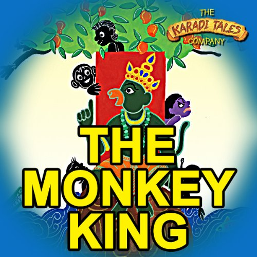The Monkey King cover art