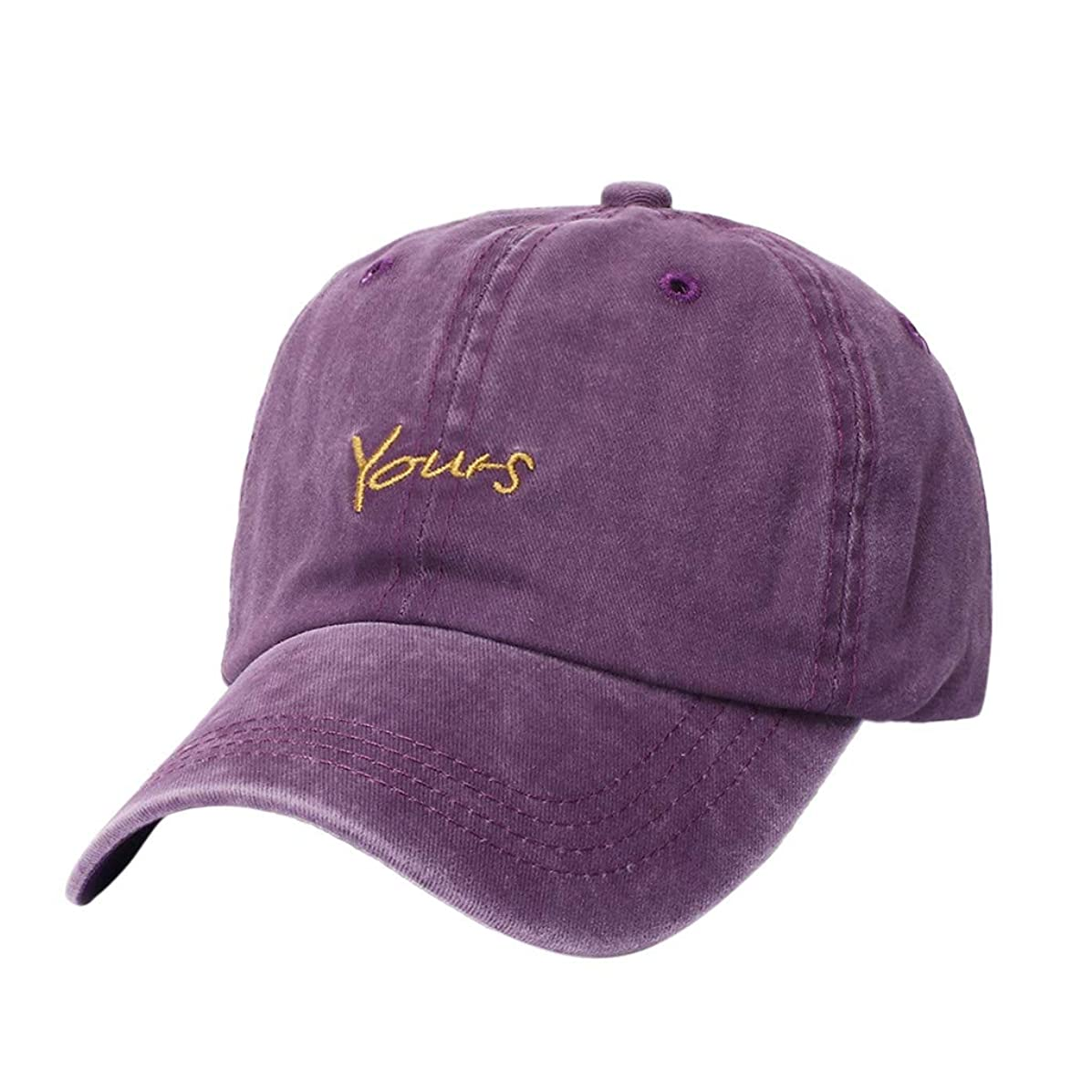 先入観生産性使い込むレンコス(Lemcos) 野球帽、2019男性女性刺繍野球帽サマーキャップヒップホップ帽子調節可能なアウトドアスポーツ 運動 スポーツ帽子 野球 釣り 遠足 活動帽子 柔らかい 速乾性 通気性