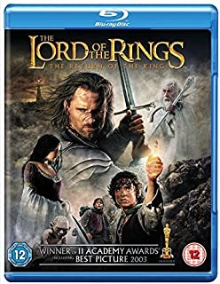 The Lord Of The Rings: The Return Of The King 2015 Region Free
