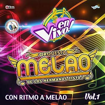 Con Ritmo a Melao Vol. 1. Música de Guatemala para los Latinos (En Vivo)
