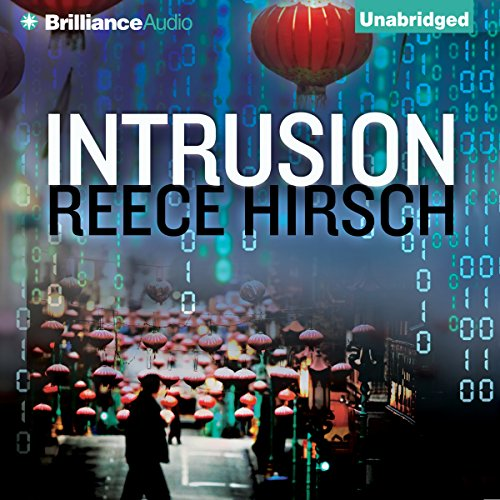 Intrusion cover art
