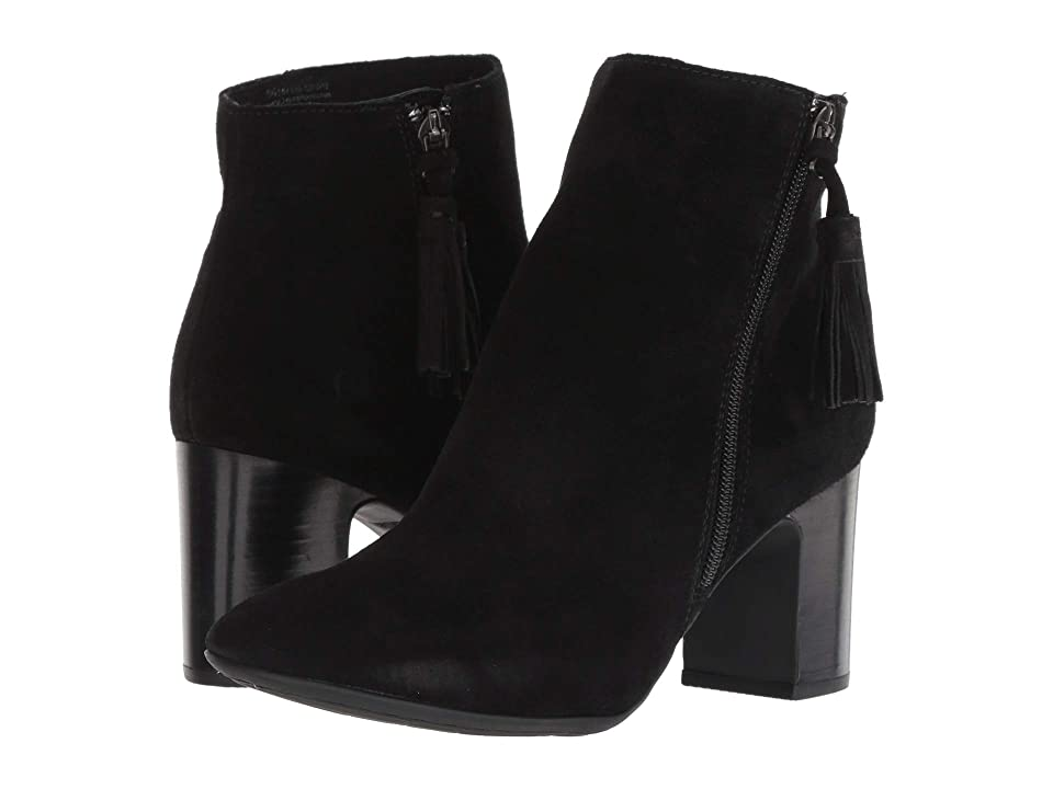 Born Michie (Black Suede) Women