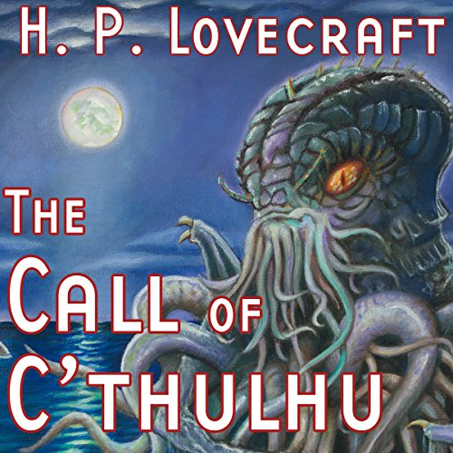 The Call of Cthulhu                   By:                                                                                                                                 H. P. Lovecraft,                                                                                        Ron N. Butler                               Narrated by:                                                                                                                                 Daniel Taylor,                                                                                        David Benedict,                                                                                        J. E. Hurlburt,                   and others                 Length: 51 mins     6 ratings     Overall 4.7